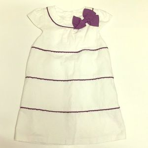 Girls dress size 3 - Janie and Jack